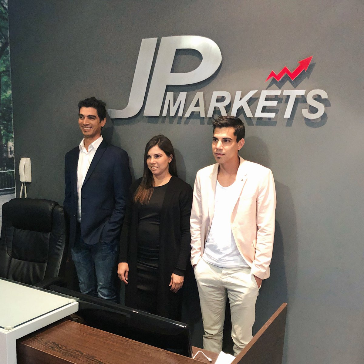 Jp markets group