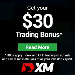 xm 30 Bonus