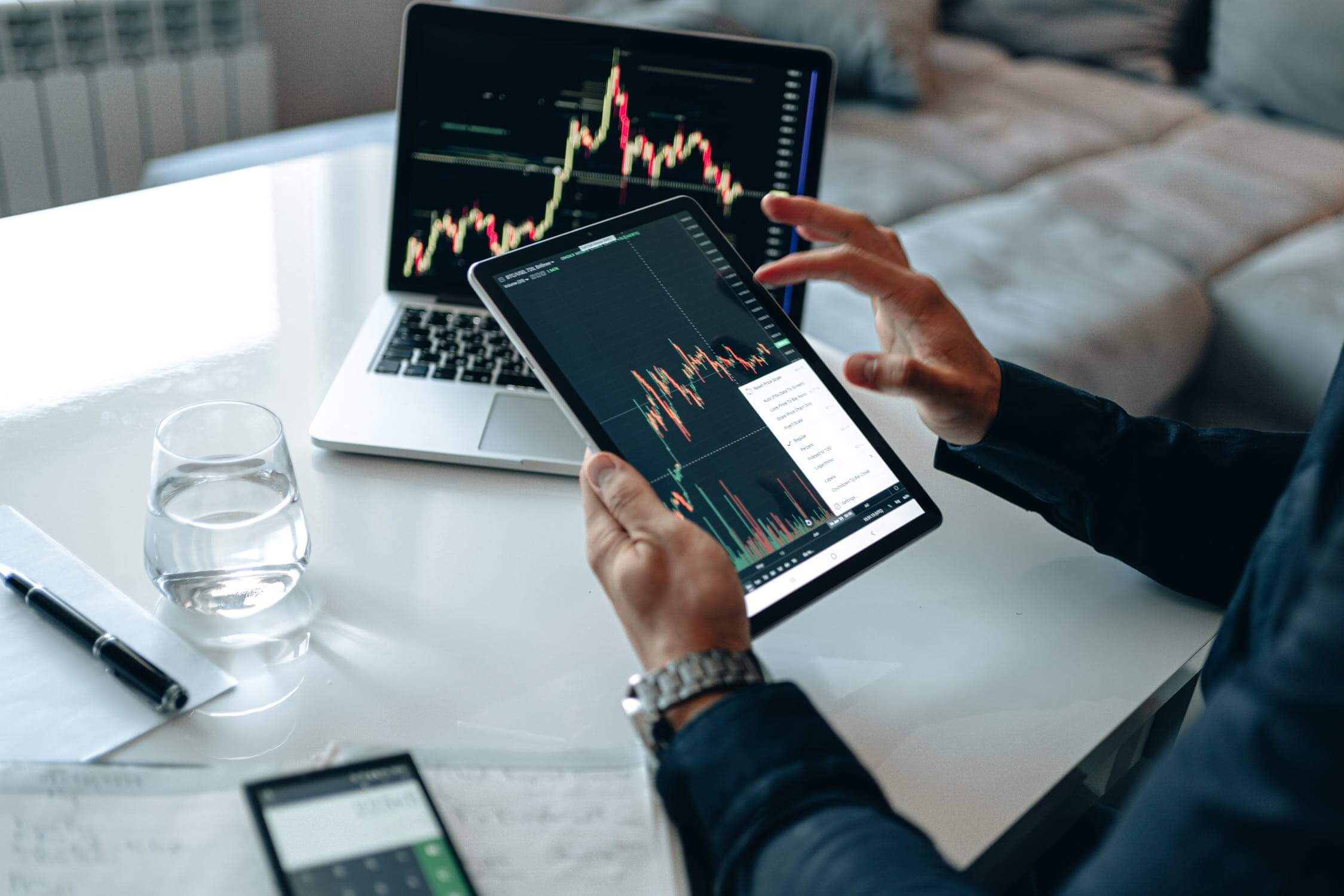 online trading in sa